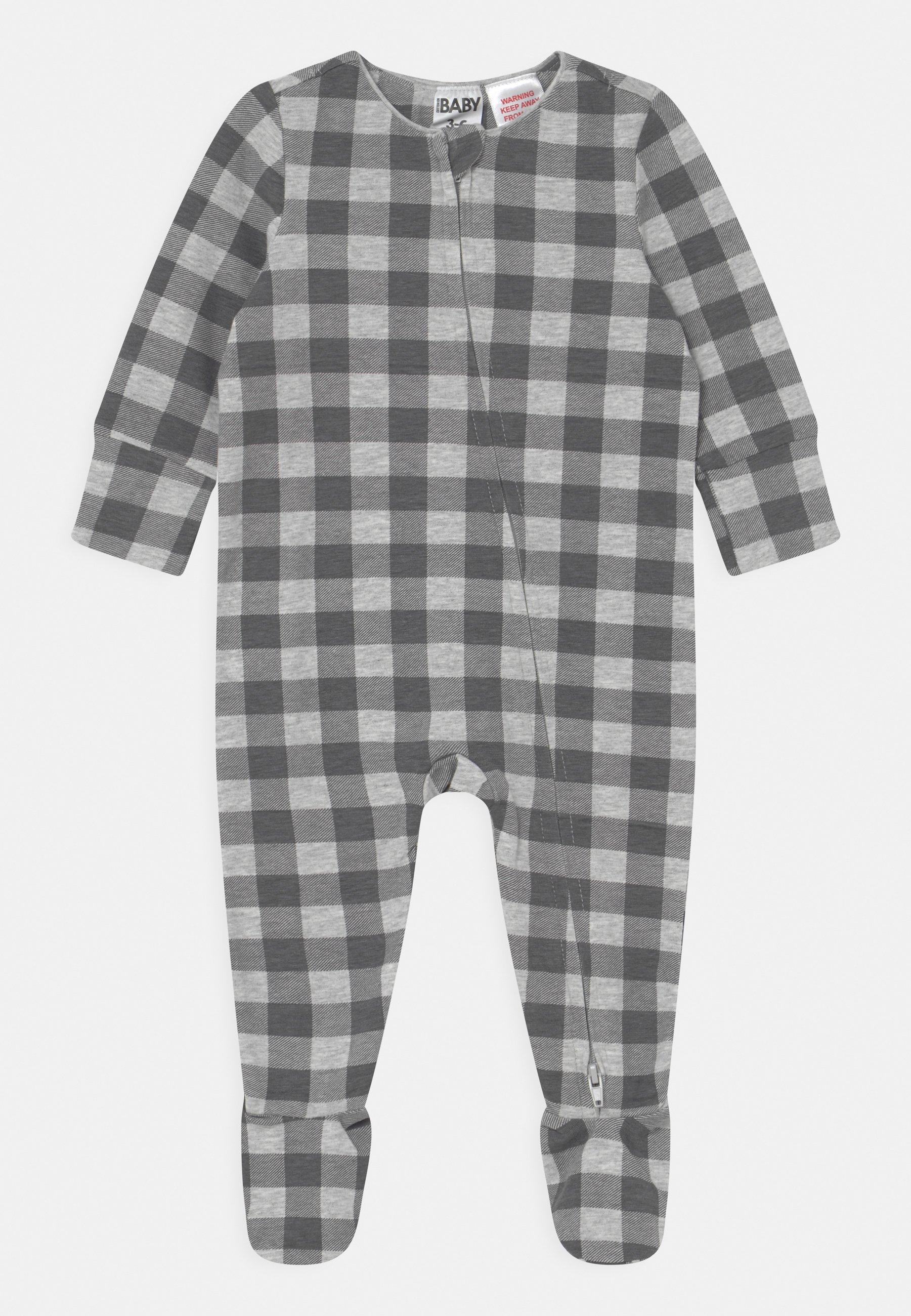Kids THE LONG SLEEVE ZIP UNISEX - Sleep suit