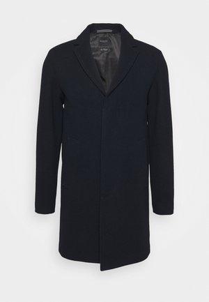 SLHHAGEN  COAT  - Klasický kabát - dark sapphire