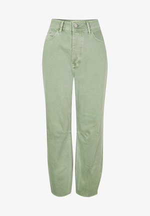 Jeans Tapered Fit - green