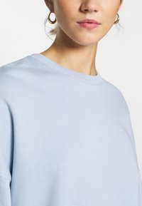 Even&Odd - Oversized Sweatshirt - Sweatshirt - blue - 5