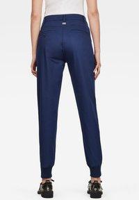 G-Star - ESPOR HIGH - Trousers - imperial blue - 1