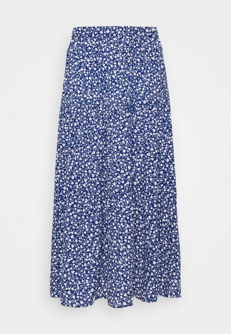 Monki JUNE SKIRT - Maxirock - blue/blau WWNGIo