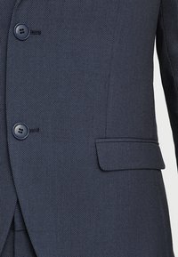 Isaac Dewhirst - FASHION STRUCTURE SUIT SLIM FIT - Completo - blue - 11