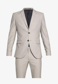 Selected Homme - SLHSLIM SUIT - Kostym - beige - 10