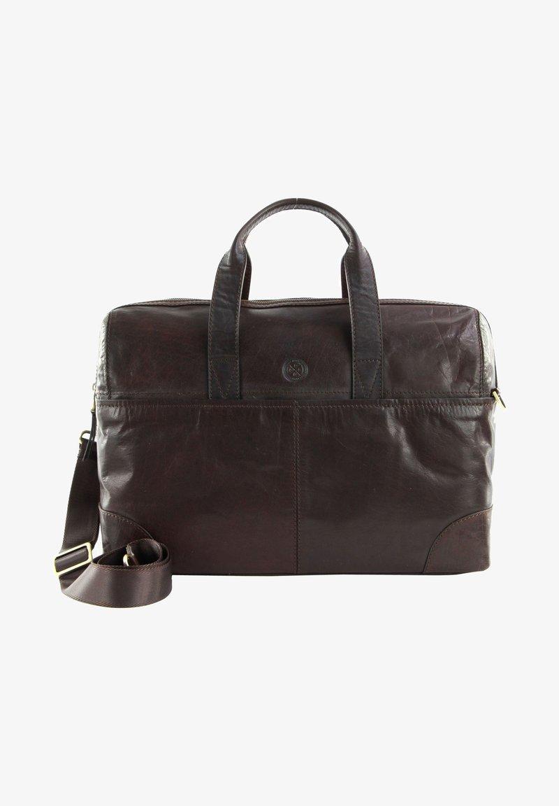 Saddler - Weekend bag - dark brown