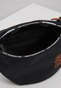 Superdry - FRESHMAN BUMBAG - Bum bag - black - 4