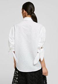 KARL LAGERFELD - Button-down blouse - white - 2