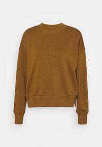 Scotch & Soda - CREWNECK - Sweatshirt - tabacco - 0