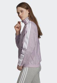adidas Originals - TRACK TOP - Träningsjacka - purple - 2
