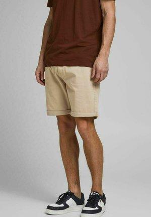 JJIRICK JJORIGINA - Denim shorts - crockery