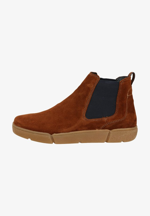 Ankle boot - nuts