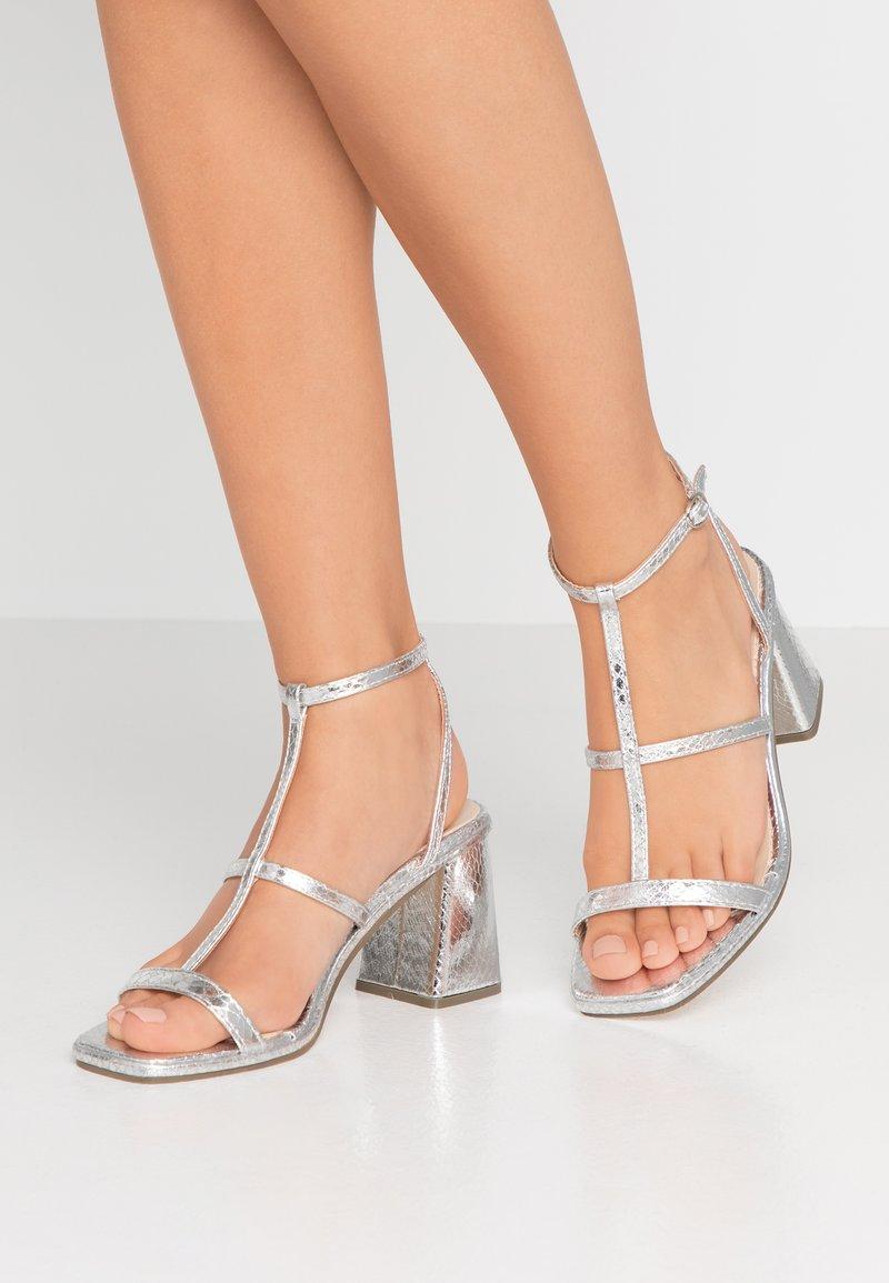 Hot Soles - Sandaler - silver