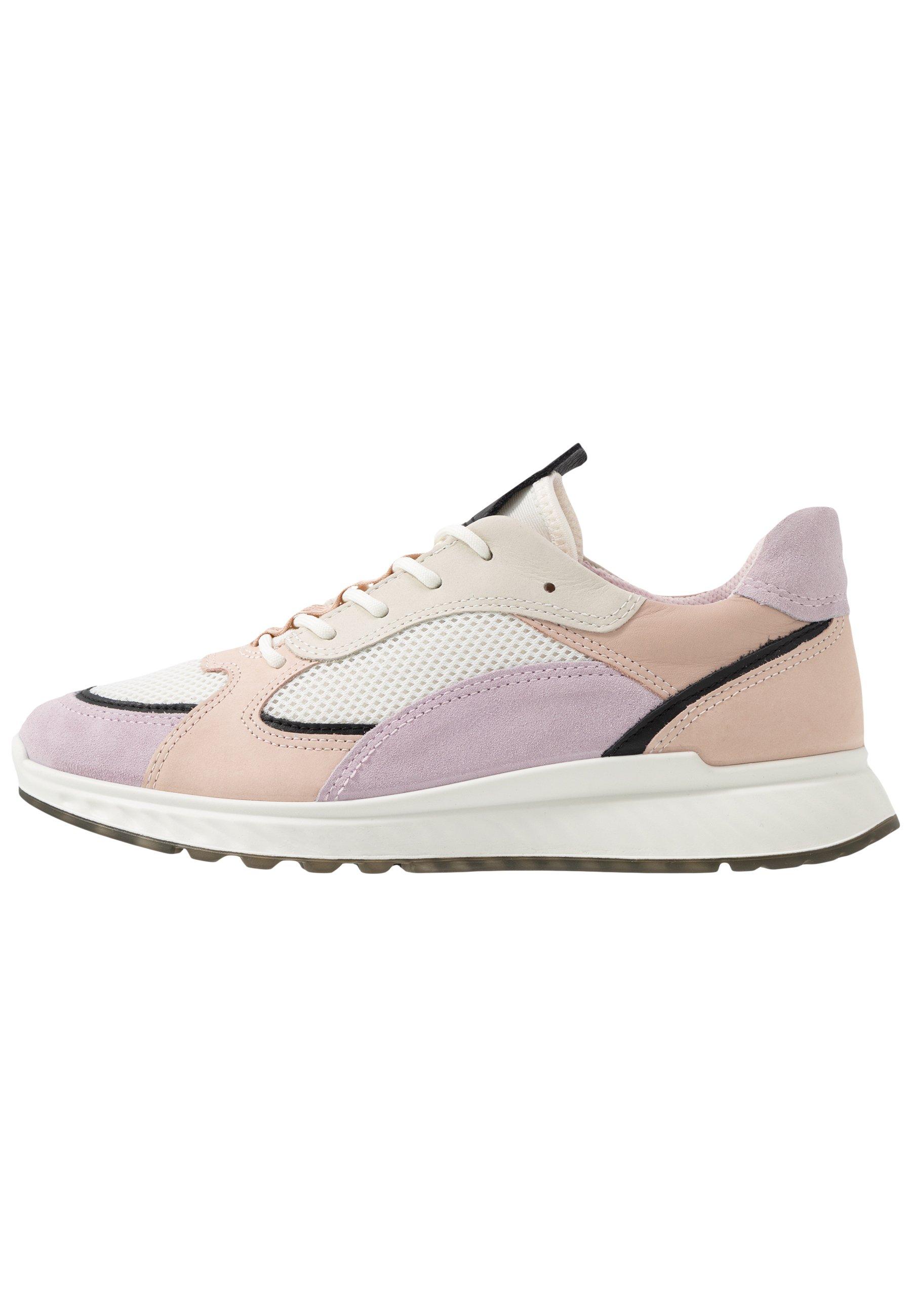 ECCO ECCO ST.1 W Sneaker low gravelwhitegrey rose