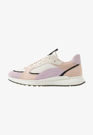 ECCO ST.1 W - Sneakers laag - blossom rose/black/white/rose dust