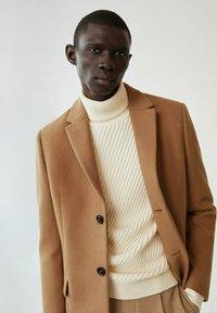 Mango - ARIZONA - Classic coat - mittelbraun - 5