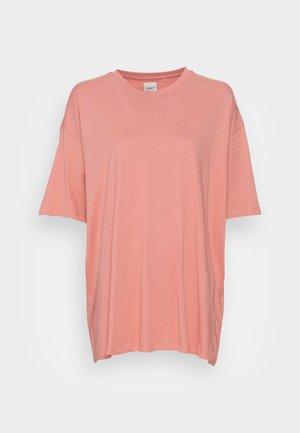 ONLINC SISI OVERSIZED - Jednoduché triko - rosette