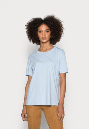 HIGH  - Basic T-shirt - pastel blue