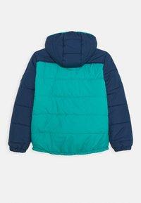 Jack Wolfskin - THREE HILLS JACKET KIDS - Winter jacket - green ocean - 1