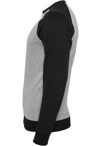 Urban Classics - Sweatshirt - grey/black - 1