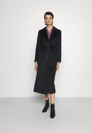 LONGRUN - Classic coat - midnight blue