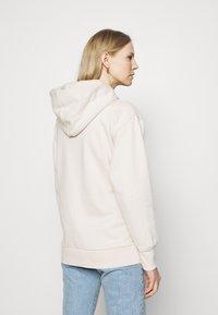 GAP - TUNIC - Sweatshirt - oyster - 2