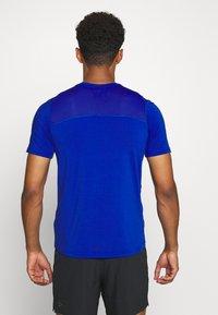 Craft - ESSENCE TEE - T-shirt basique - navy - 2