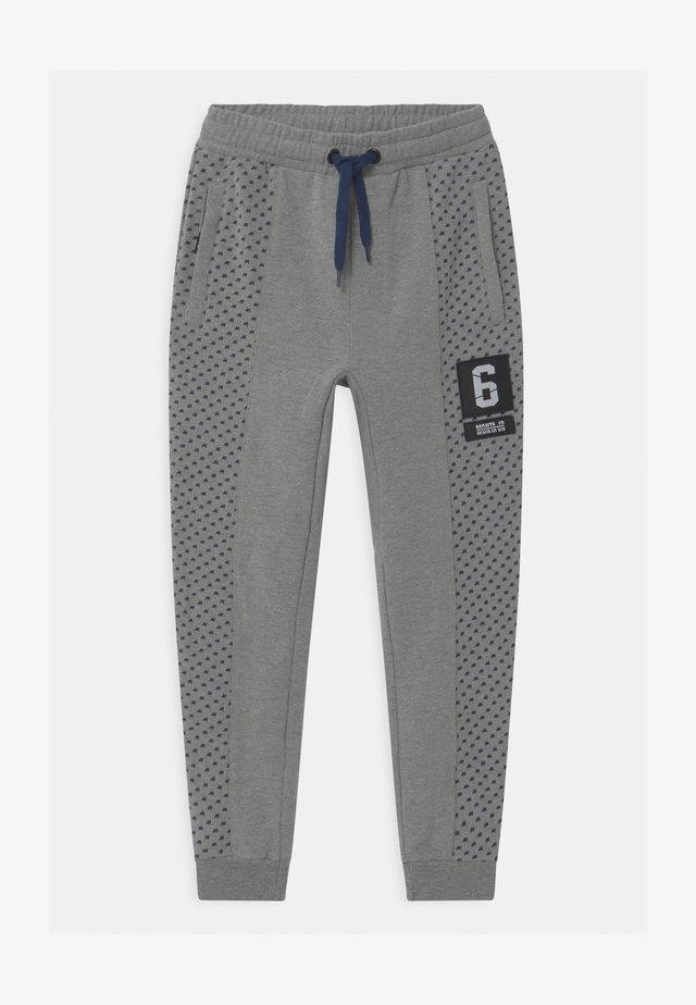 PACHO UNISEX - Pantalones deportivos - grey melange