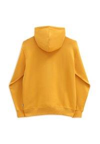 Vans - WM FLYING V BFF FT HOODIE - Sweatshirt - golden glow - 1