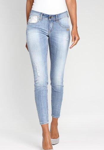 FIT SUMMER  - Jeans Skinny Fit - light blue denim