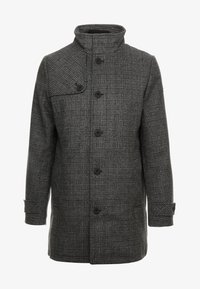 TOM TAILOR - 2 IN 1 - Classic coat - dark grey - 4