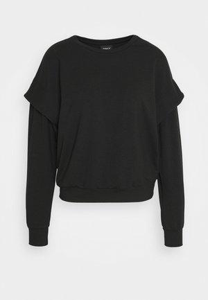 ONLFANNA  - Sweatshirts - black