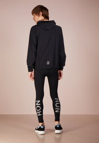 Ron Dorff - RON RUN - Tracksuit bottoms - black - 2