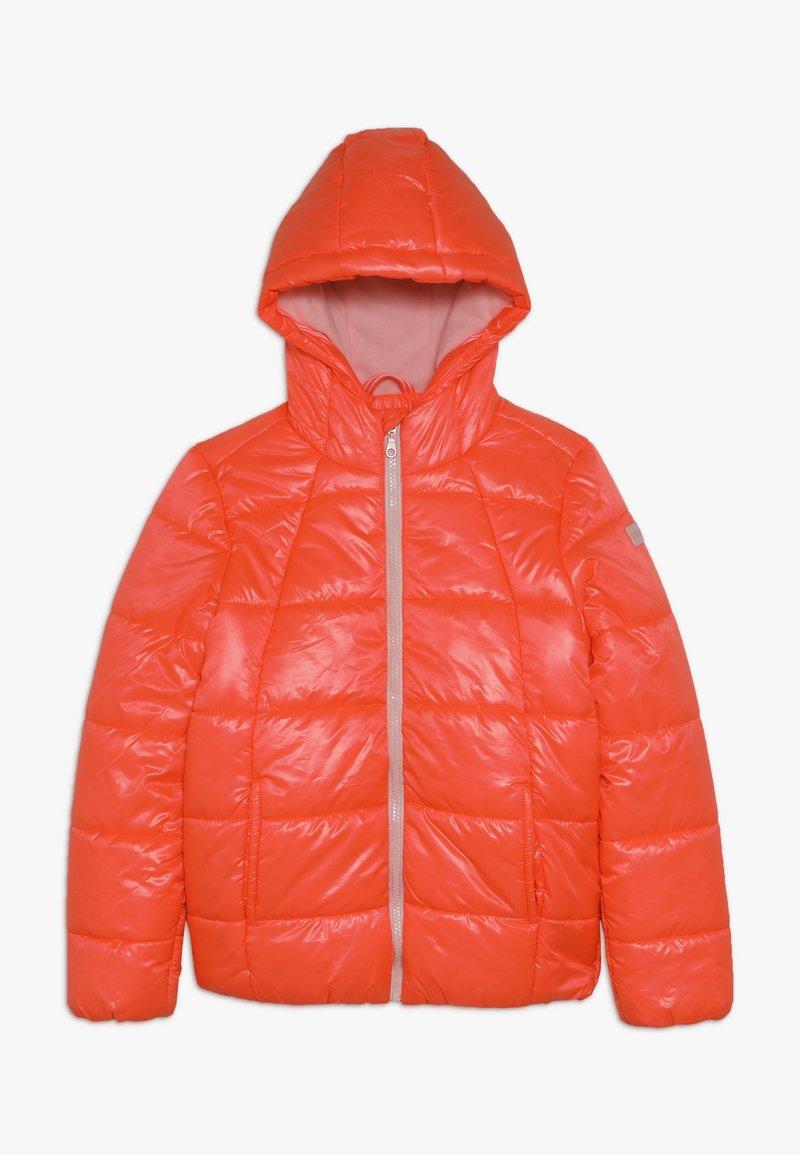 Esprit - Winter jacket - neon coral