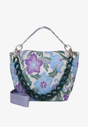 NEAT GARDEN - Taška spříčným popruhem - light purple