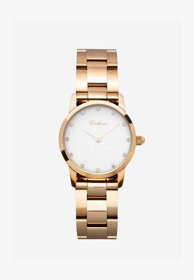 SOFIA 30MM - Montre - rose gold-white