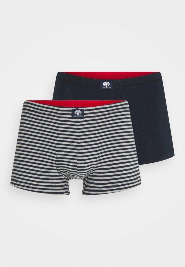PANTS 2 PACK - Underkläder - blue