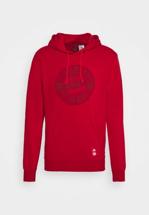 FC BAYERN MÜNCHEN HOODY - Club wear - true red
