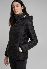 Esprit - Winter jacket - black - 4
