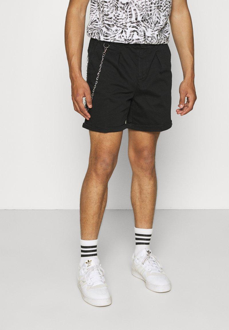 Redefined Rebel - THOMAS - Shorts - black