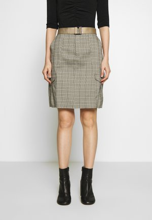 STRANDA SKIRT - Gonna a tubino - sand