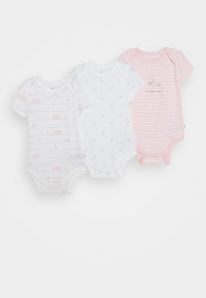 GAP - SEAGULL 3 PACK - Body - pink