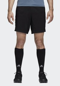 adidas Performance - TERREX TRAIL  - Pantalón corto de deporte - black - 0