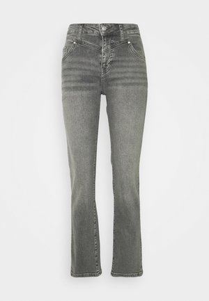 NIKI - Straight leg jeans - smoke