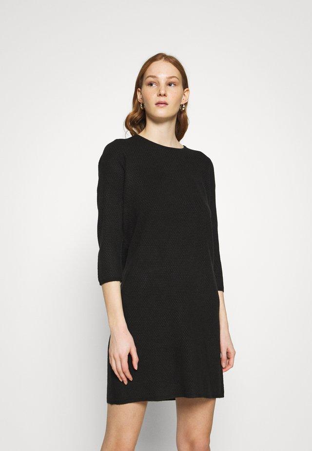 JDYFRIENDS DRESS - Neulemekko - black