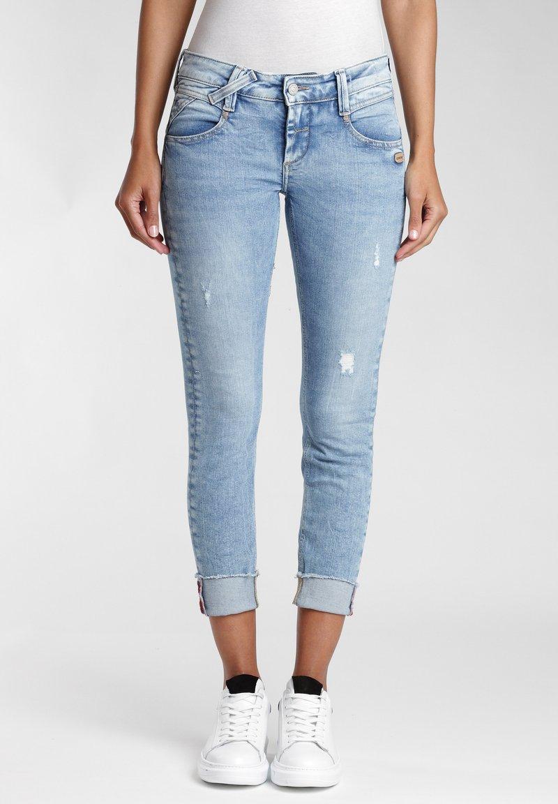 Gang - COMFORT RETRO - Jeans Skinny Fit - sky vintage