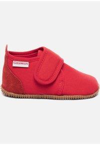 Giesswein - STRASS - Domácí obuv - red - 4