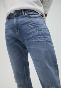 PULL&BEAR - Jeans slim fit - stone blue denim - 3