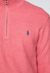 Polo Ralph Lauren - PIMA TEXTURE - Jumper - salmon heather - 6