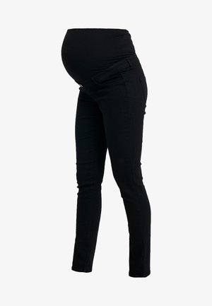 OVERBUMP ELLIS - Jeans Skinny Fit - black