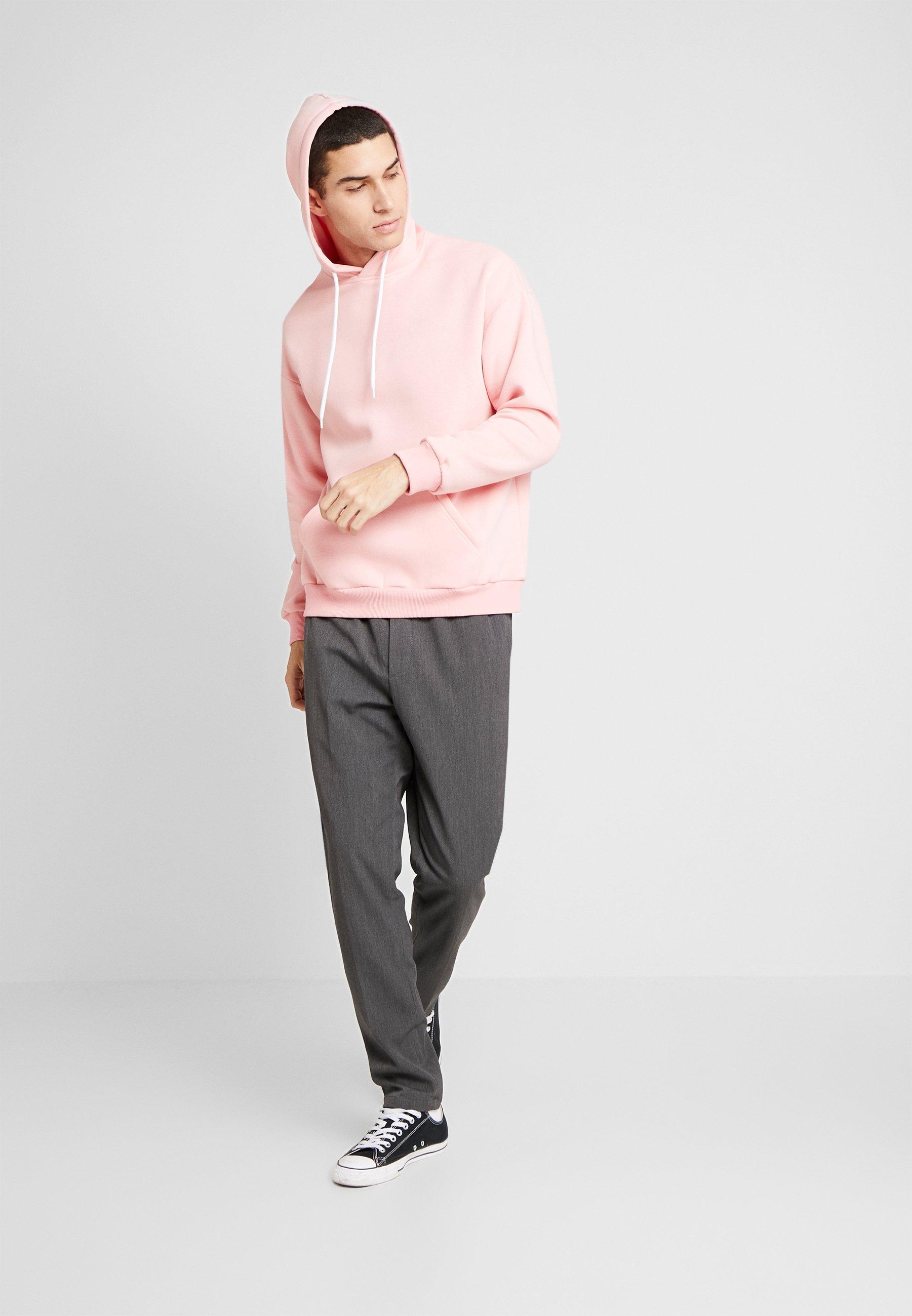 Pier One Hoodie - Pink/rosa